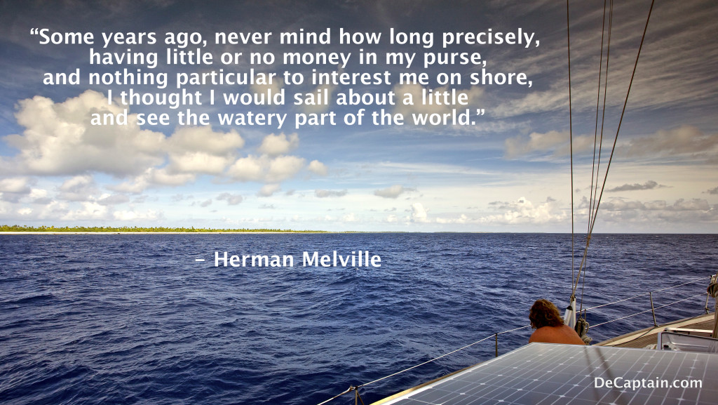 sailing quotes about life