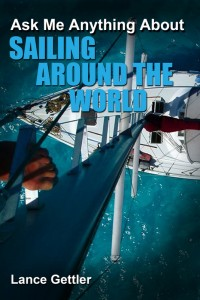 Ask me Anything About Sailing Around The World, sailing book, circumnavigation